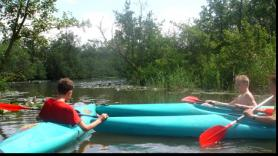 Huur kano (eenpersoons) 1