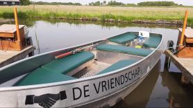 Fluisterboot de luxe (8 pers.) 1