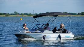 Happy Boats ML - Recreatieboot (Tuna 460dc) 5 pers. (max 400kg) 1