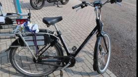 dames elektrische fiets 1