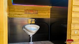 Toiletwagen 'Toilet Chalet' Huren 3