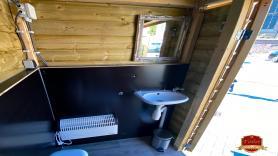 Toiletwagen 'Toilet Chalet' Huren 4