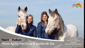 PenP Horse Agility met Joyce en Jaydee de Vos  1