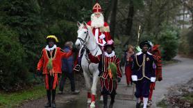 Sinterklaas mijtershow 1