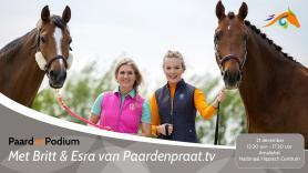 PaardenPodium Kerstspecial met Britt & Esra  1