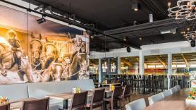 Diner in Brasserie De Ruif 1