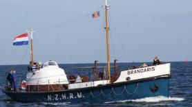 Sealtrip with rescue boat m.s. Brandaris 1