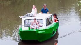 Kajuitboot - online 1