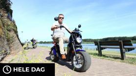E-chopper tour hele dag (max 55 km.) - Maashof 1