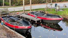 Whisper boat (electric boat) 2