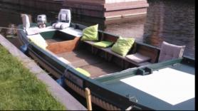 Motor boat for 12 persons 2