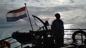 Sailing with clipper Willem Jacob (Eilandhopper) 1