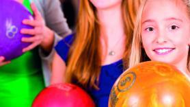 Kinderfeest: bowling 1