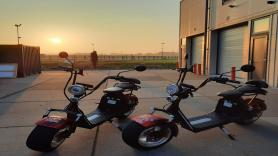 E-scooter huren 2-zits 1