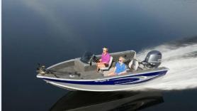 Luxe Marcraft cr (incl. hengels, fishfinder en elektromotor) 4 pers. (max 400kg) 1