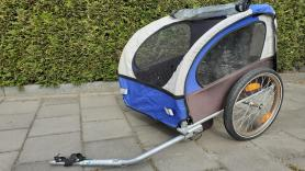 Bicycletrailer for children (only in combination with our bikes) 1