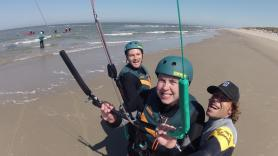 kitesurf lesson for 2 persons 1