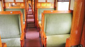 Book a medium-sized comfort compartment 1