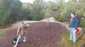 Huur Disc Golf-set via Duingroet 1