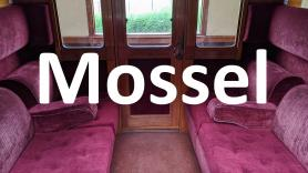 Mussel ride | Small luxury compartment 1
