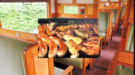 BBQ ride   Medium-sized comfort compartment 1