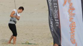Beachgolf 1