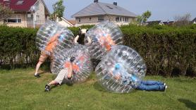 Bubbelvoetbal 1