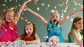 Kinderfeestje - Prinsessen lasergame party! 1