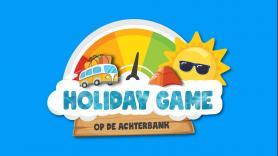 Holiday Game - Op de achterbank 1