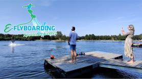 Gift voucher E-Flyboarding Xperience. (1 person) 1