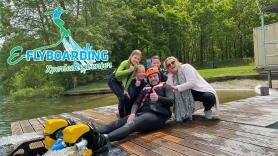 Gift voucher Duo E-Flyboarding Xperience. (2 persons) 1