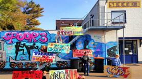 Graffiti kinderfeestjes 1