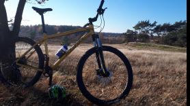 Mountainbike HELE DAG - 1.60 of groter 3