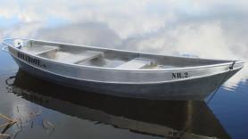 Fluisterboot huren: Punter 1
