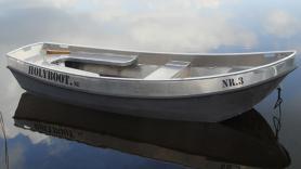 Fluisterboot huren: Schippersvlet 1