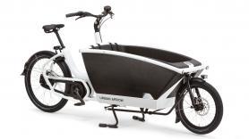Electric Cargo Bike (Black Iron Horse) 1