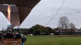 Luchtballonvaart met champagneontbijt (ochtend) 1