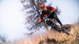 Mountainbike  maat M lichaamslengte tussen 165 en 175 1