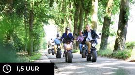 E-chopper tour 1,5 uur | Helmond 1