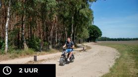 E-chopper tour 2 uur | Horst 1