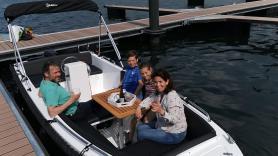 Rent a luxury sloop 1