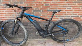 Elektrische mountainbike hartail huren 1