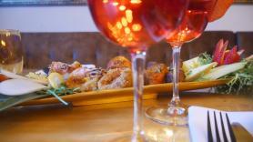 Reserveer hier je tafel op het terras lunch / diner 1