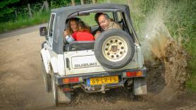 Offroad jeepsafari through the Heuvelland 1