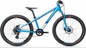 Kindermountainbike NIEUW 24 inch schijfrem 1x9 versnellingen 1