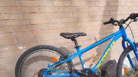 Mountainbike 24 inch - 1.25 - 1.40m 1