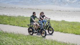 E-fatbike (rijden zonder rijbewijs) 1