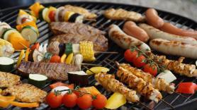 Vegetarische tafelgrill 1
