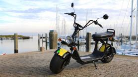 E-scooter huren 1