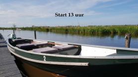 Start 13 uur, Klein of groot rondje Waterland 1